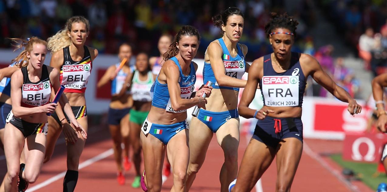 Chiara Bazzoni va alle Olimpiadi, convocata per la 4x400