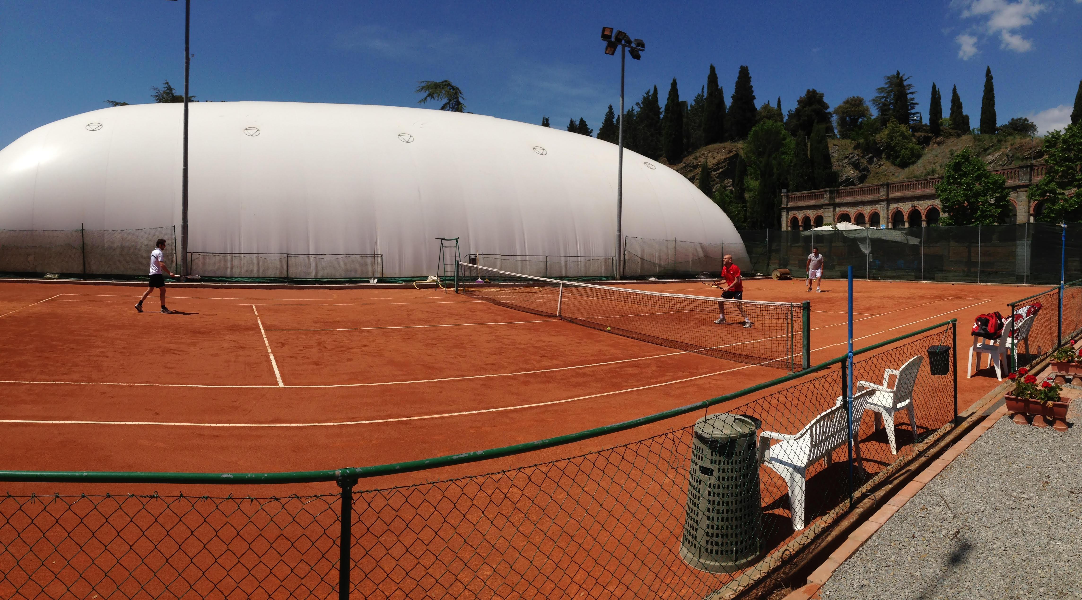 Torna il grande Tennis a Cortona con il Torneo Open