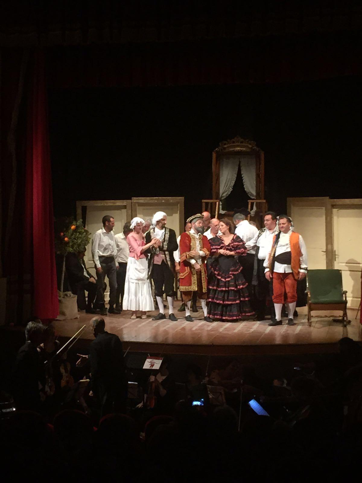 Da Monte San Savino un 'Don Giovanni' internazionale