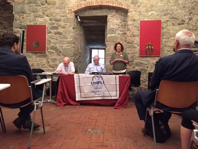 A Monte San Savino l'assemblea delle Pro Loco della Toscana
