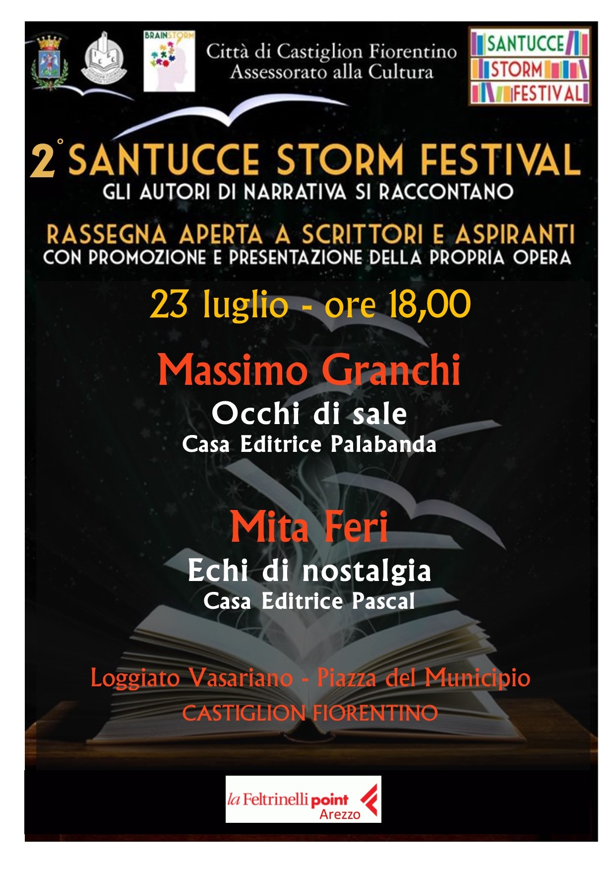 Doppio appuntamento con il 'Santucce Storm Festival'