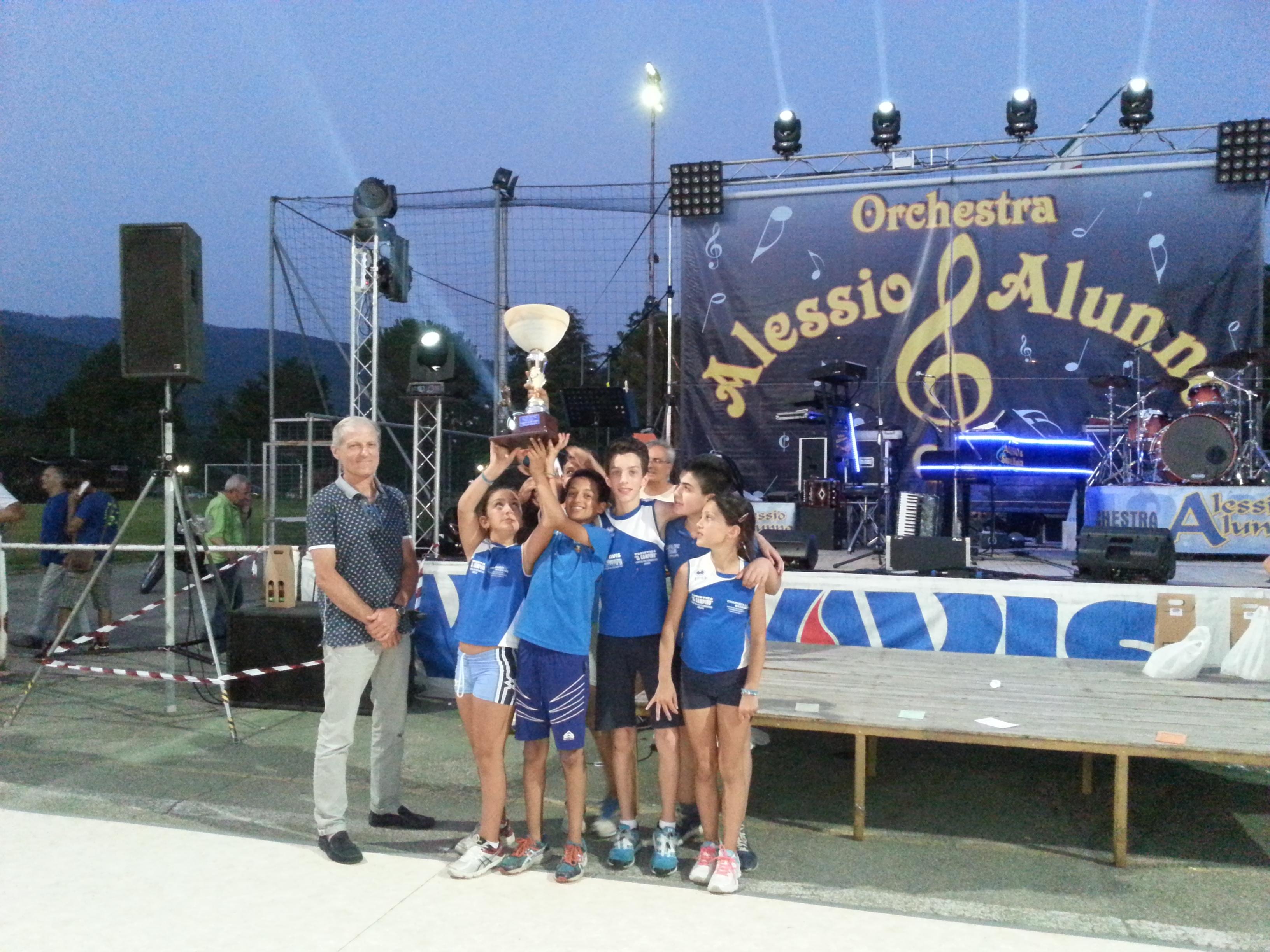 Memorial Fazzini, vince Mirco Redi