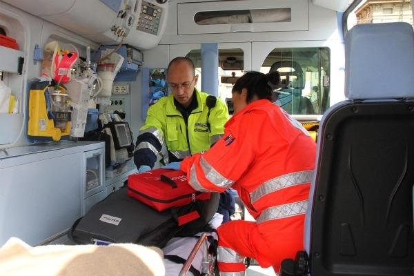 34enne cortonese ferita gravemente in un incidente al Vallone