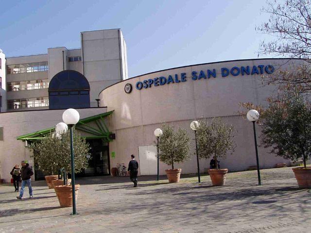 Accade all'Ospedale San Donato...