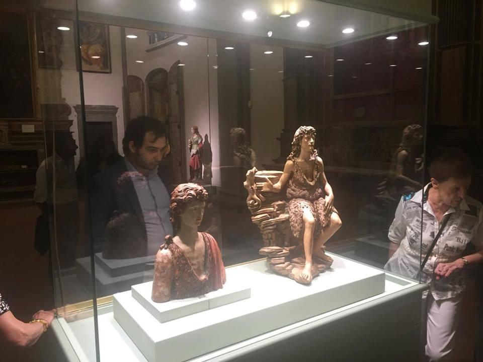 Monte San Savino, inaugurata la mostra 'Andrea Sansovino, profeta in patria'