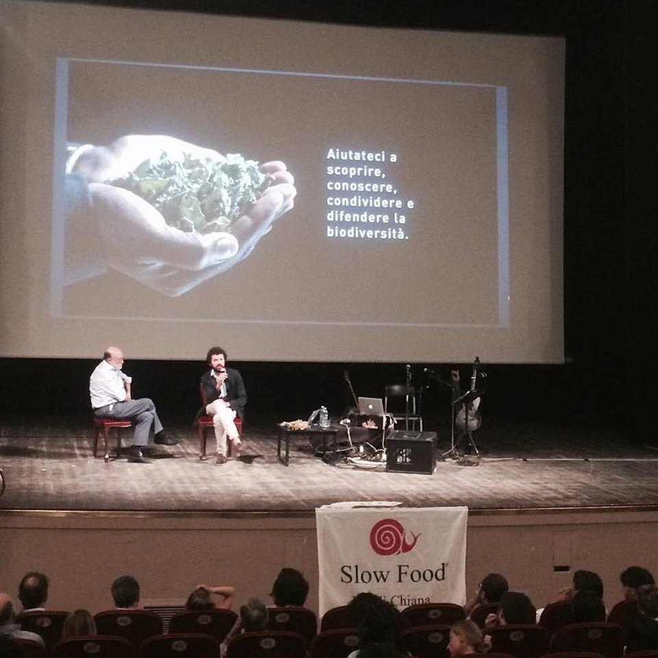 Biodiversità e #ArkofTaste, da Cortona on the move e Slow Food una grande sfida