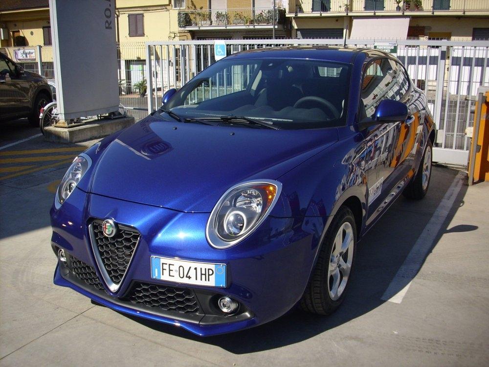 Test Drive: Alfa Romeo Mito restyling