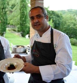 DINING WITH THE STARS AL CASTELLO DI SPALTENNA CON VINCENZO GUARINO E MAURIZIO BARDOTTI