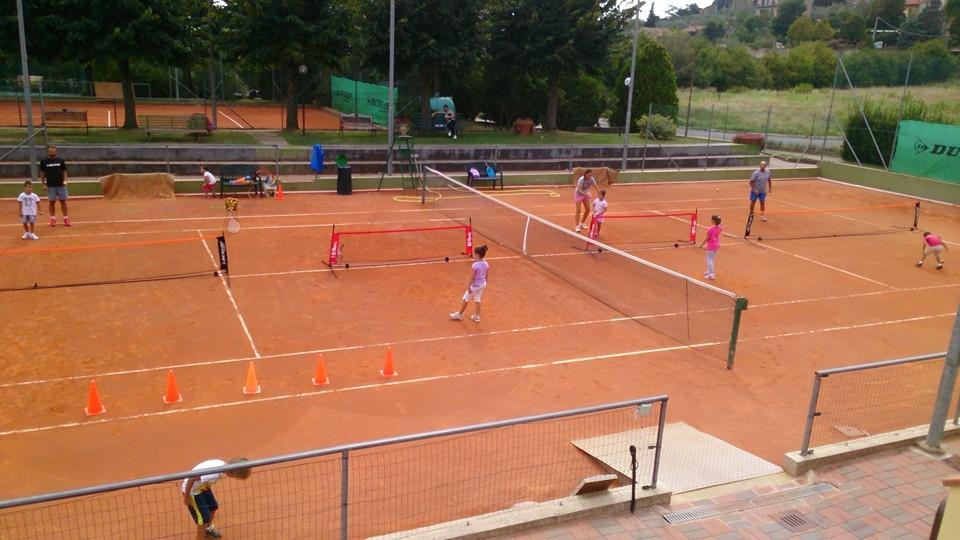 Al via la nuova stagione al Tennis Club castiglionese