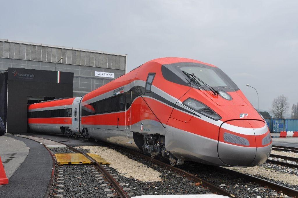 Due nuove fermate per l'Alta Velocità alla stazione di Arezzo