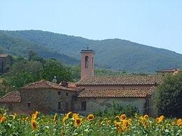 Festa alla Pieve di Chio di Castiglion Fiorentino
