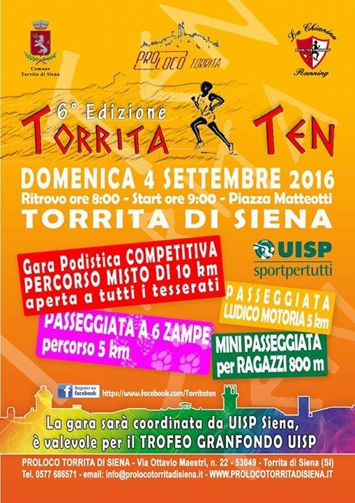 Festa dello sport a Torrita, programma ricco