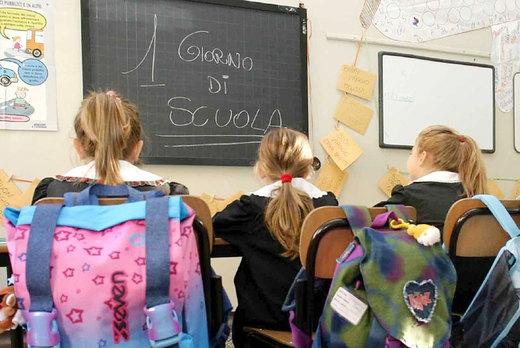 Primo giorno di scuola, il saluto del Sindaco Scarpellini e dell'Assessora Rampini