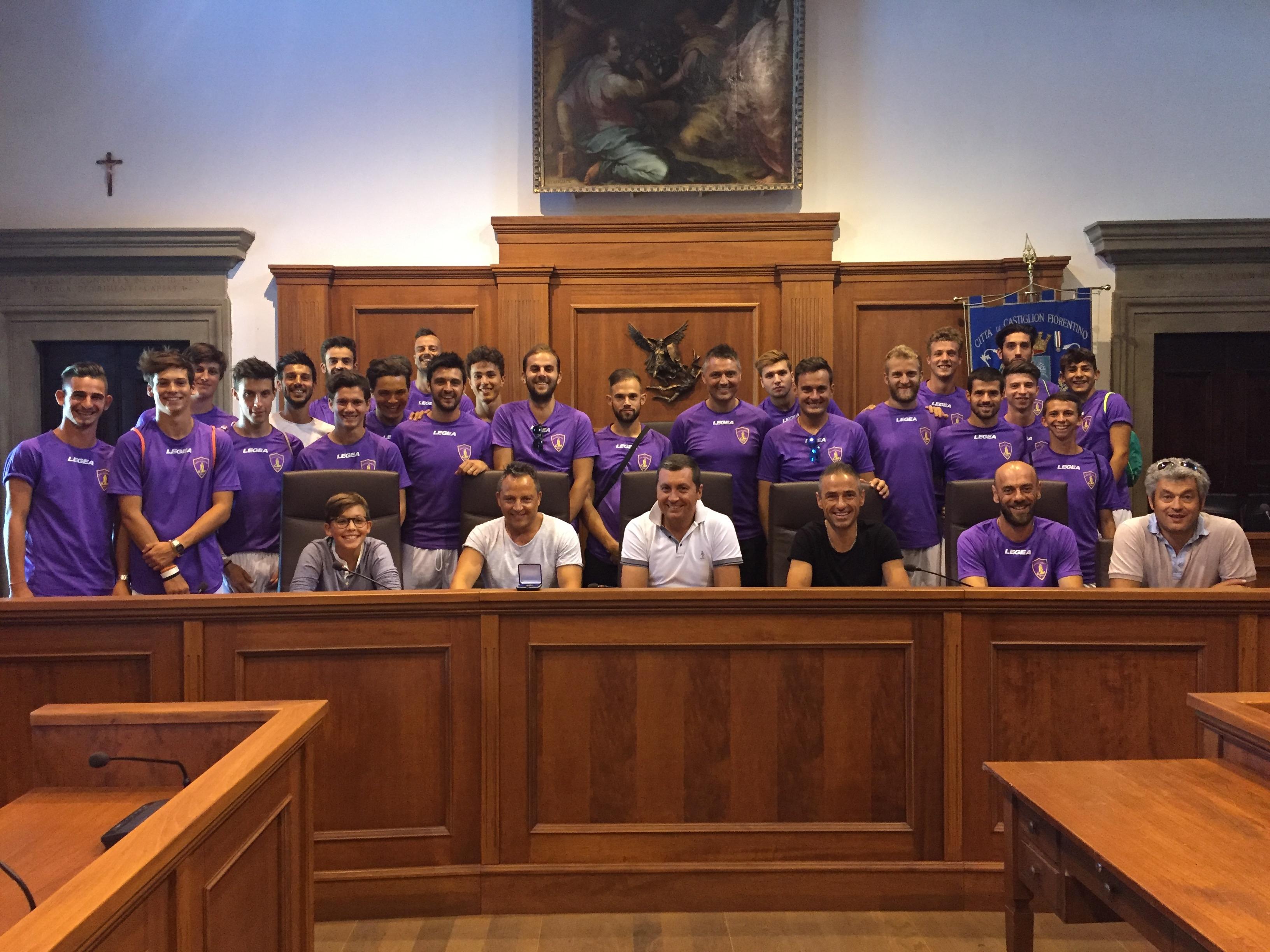 Calcio, domani debutta la Castiglionese