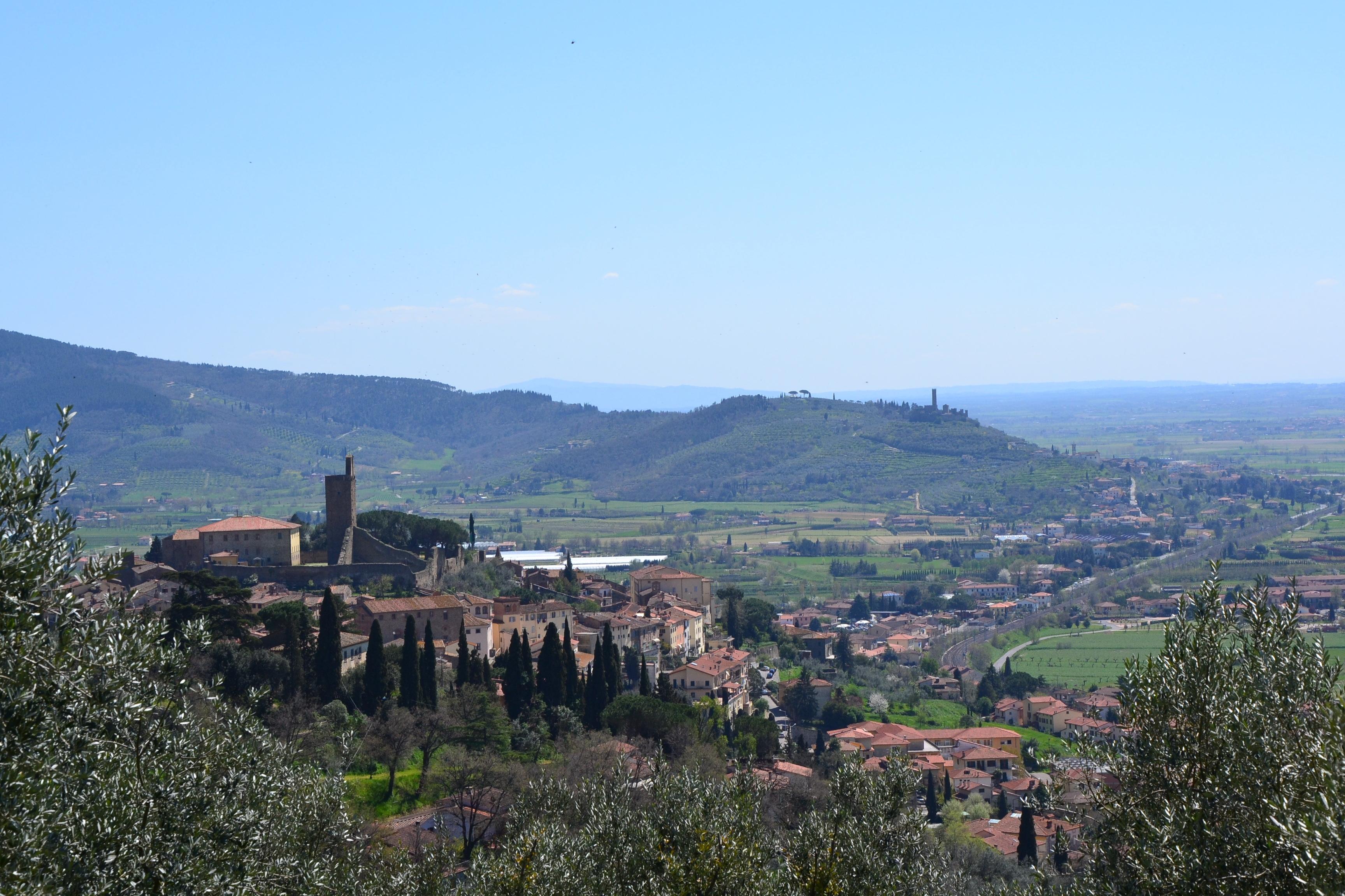 Turismo a Castiglion Fiorentino, stranieri in forte aumento