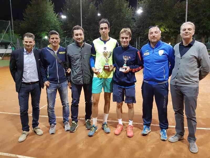 Il cortonese Marco Lodovichi trionfa nel Master 4° categoria al TC castiglionese