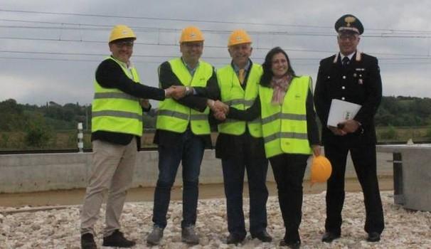 Nuovo stabilimento SVI a Lucignano, sabato l'inaugurazione