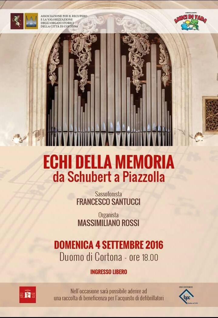 Concerto nella Cattedrale di Cortona per gli 'Amici di Vada'