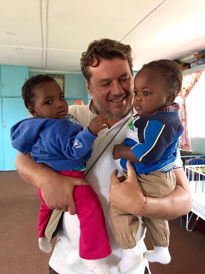 Viaggio umanitario in Zambia per l'Assessore Lachi
