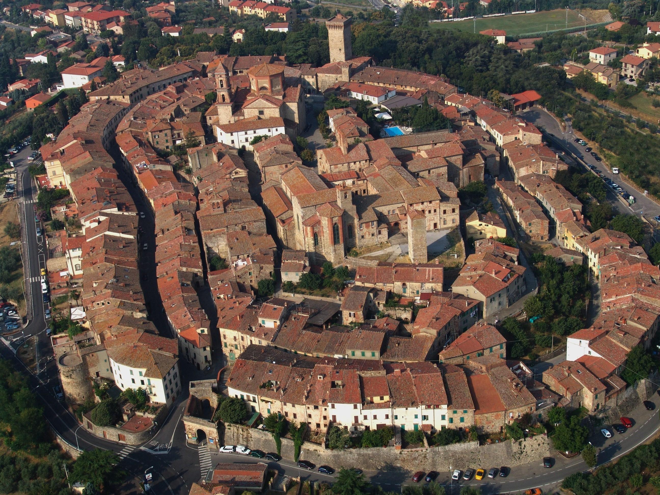 La storia della nostra terra, incontri a Lucignano