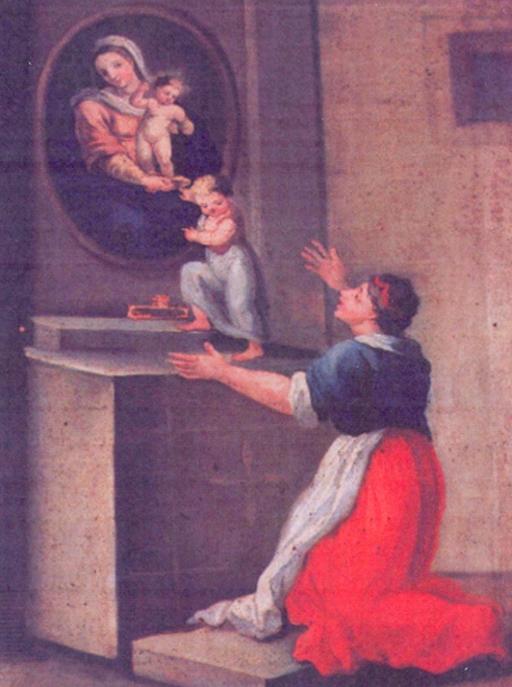 Festa a Lucignano in onore della Madonna di San Giusto