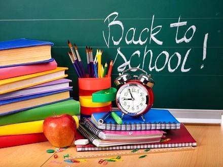 Primo giorno di scuola, il saluto del Sindaco Basanieri