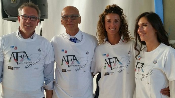 Grande successo per l'AFA Day a Sinalunga, Chiara Bazzoni testimonial speciale