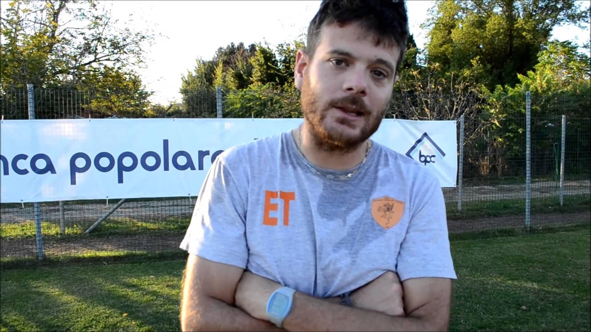 Cronache arancioni: intervista con il Mister Enrico Testini