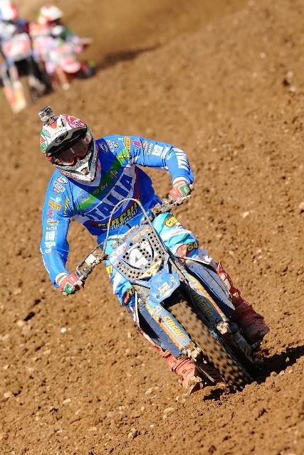 Motocross delle Nazioni, Bernardini brilla con la maglia azzurra