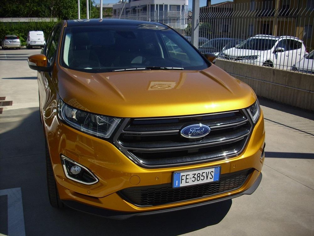 Test Drive: Ford Edge
