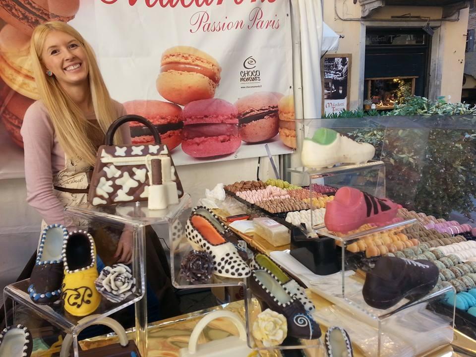 Cortona diventa la 'Fabbrica del Cioccolato'