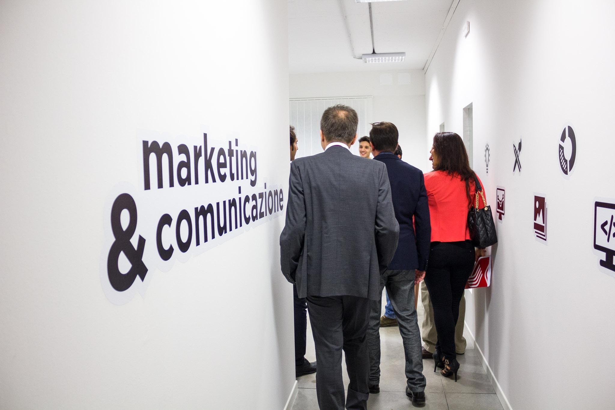 Inaugurata nuova sede di MG Group a Bettolle, si cercano giovani talenti