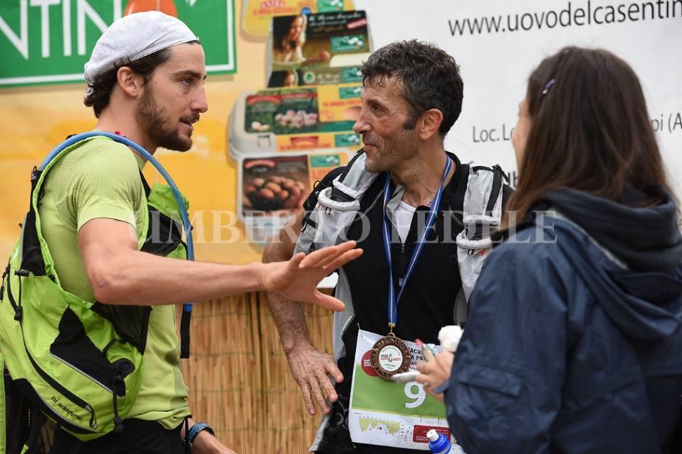 Grande gara per Edimaro Donnini ai Campionati Italiani di trail