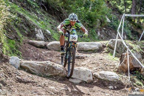 Simone Magi centra la Top 10 mondiale in Val di Sole