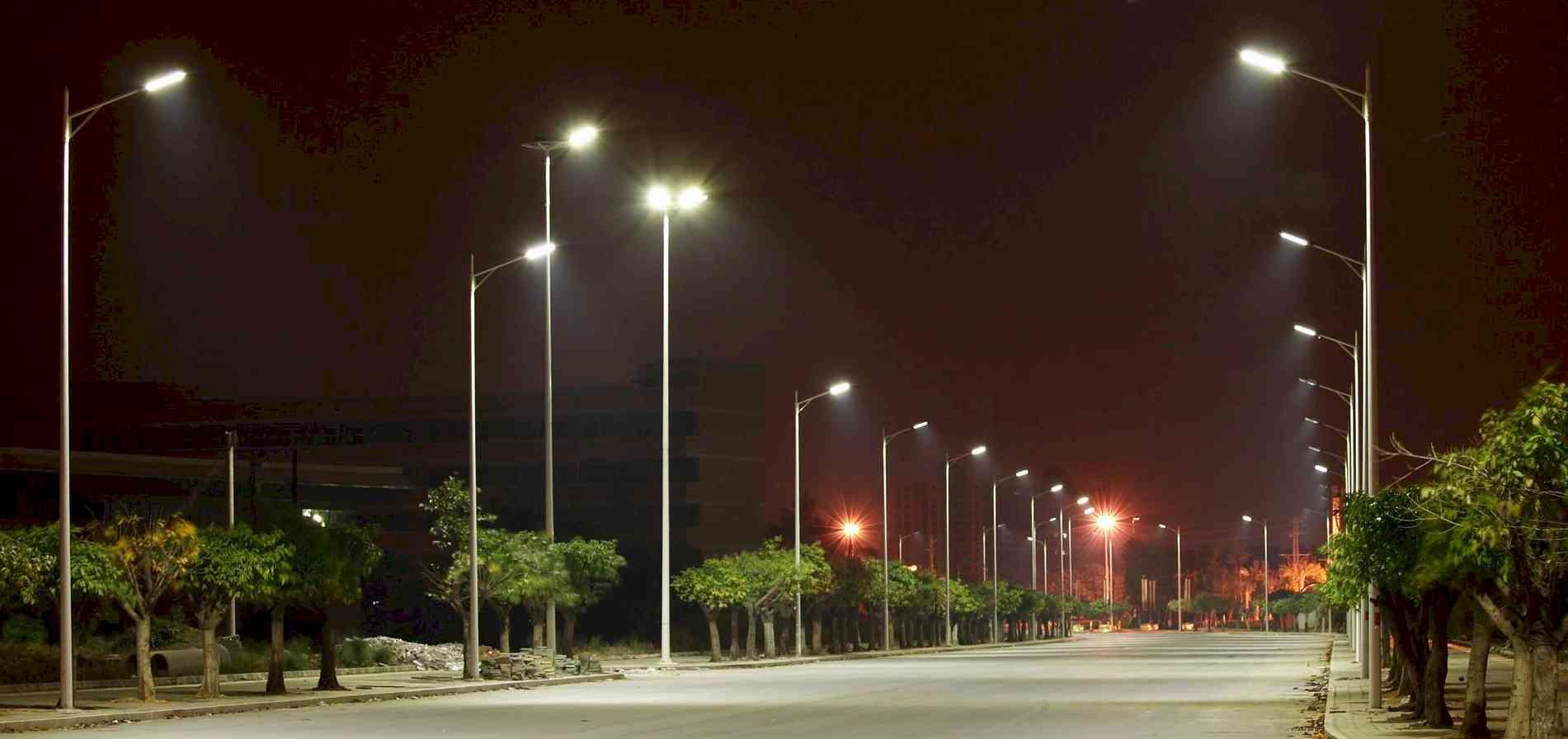 Cortona, nuova gestione dell'illuminazione pubblica