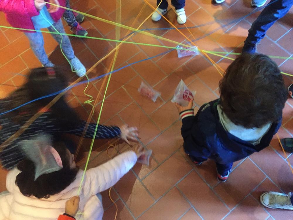 Corsi di teatro per bambini e adulti allo 'Spina' di Castiglion Fiorentino