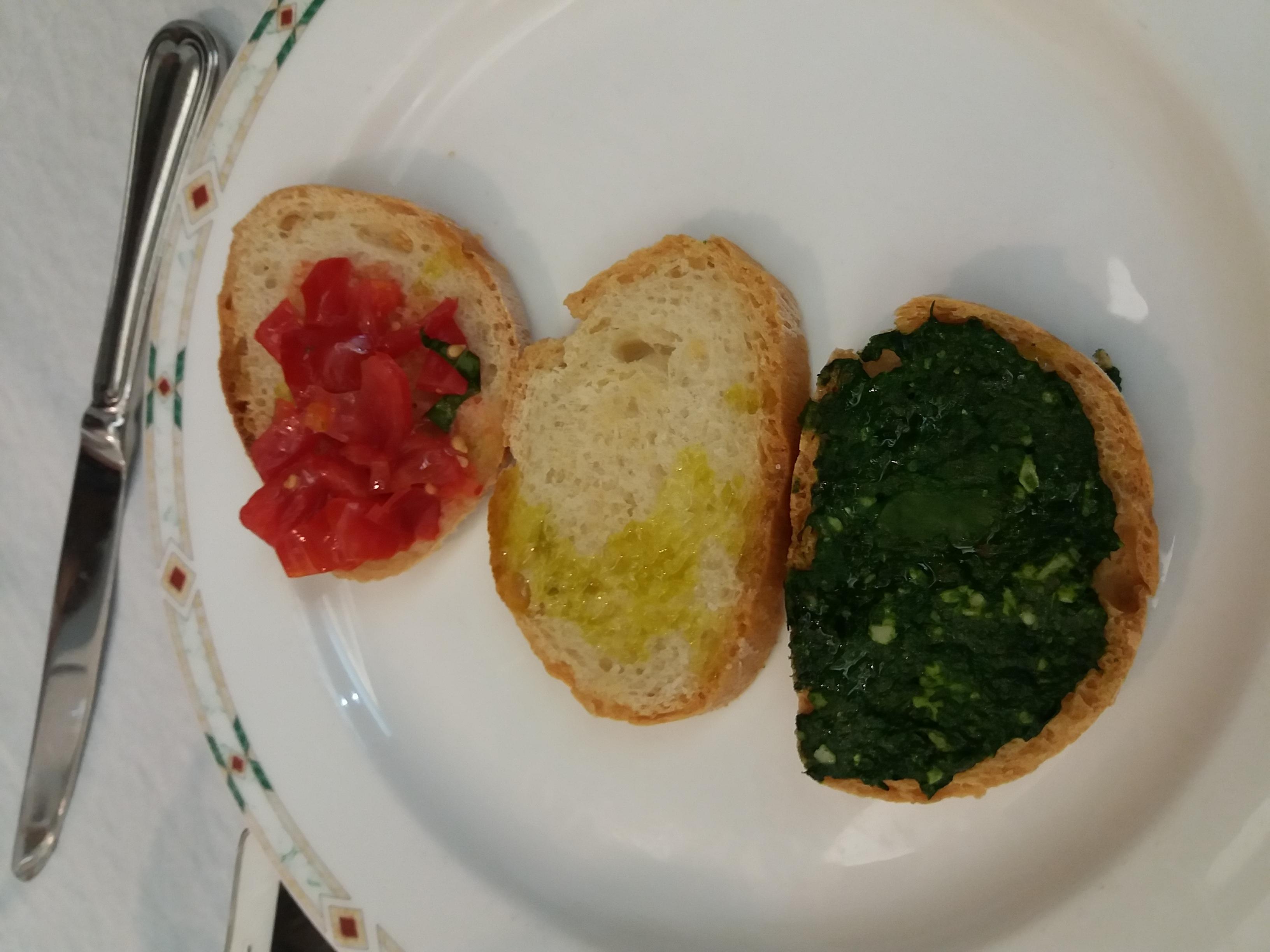 In cucina con l'Aglione: salsa di cavolo nero toscano e aglione della Valdichiana
