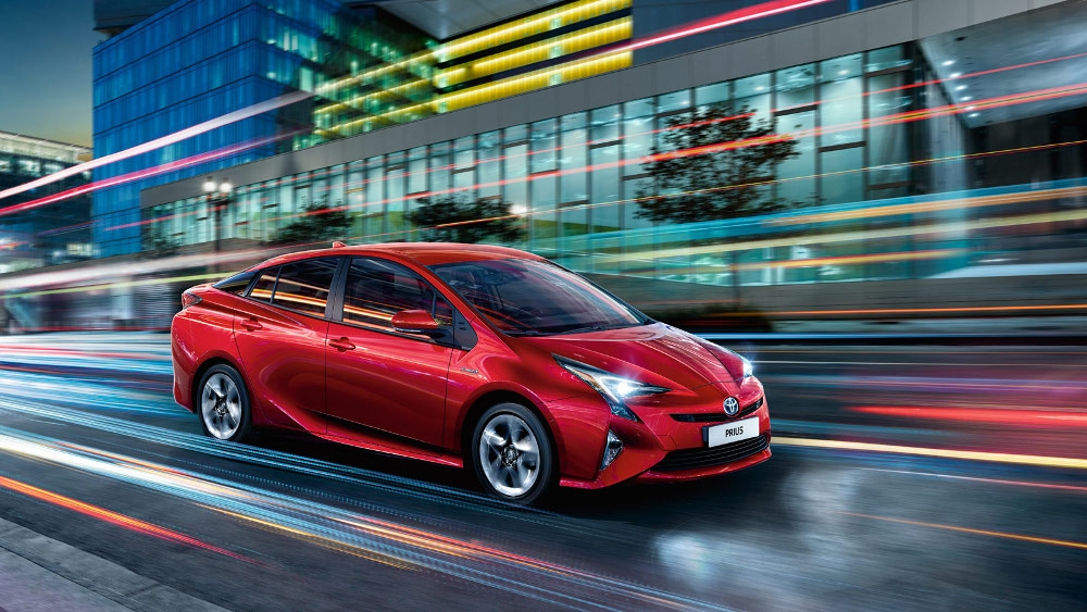 Test Drive: Toyota Prius