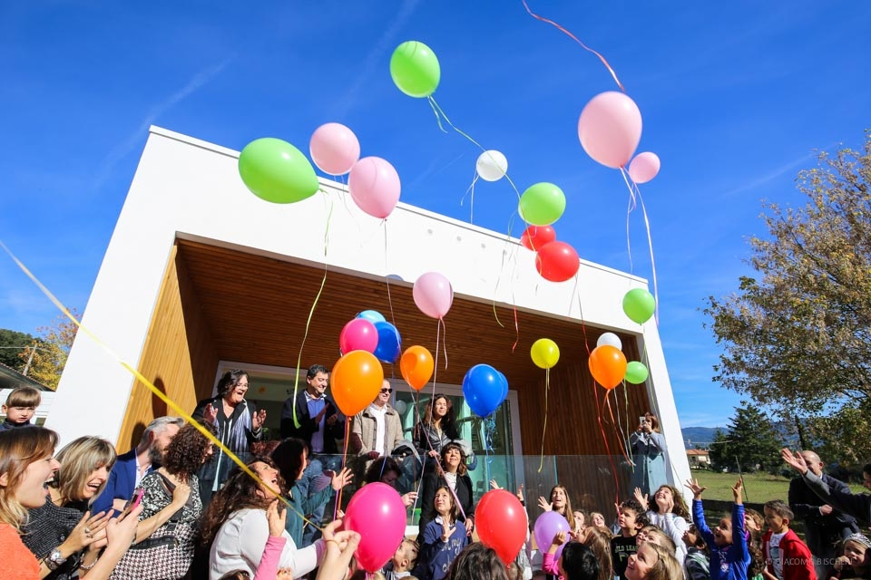 Alberoro, inaugurata la nuova ala della Scuola per l'Infanzia