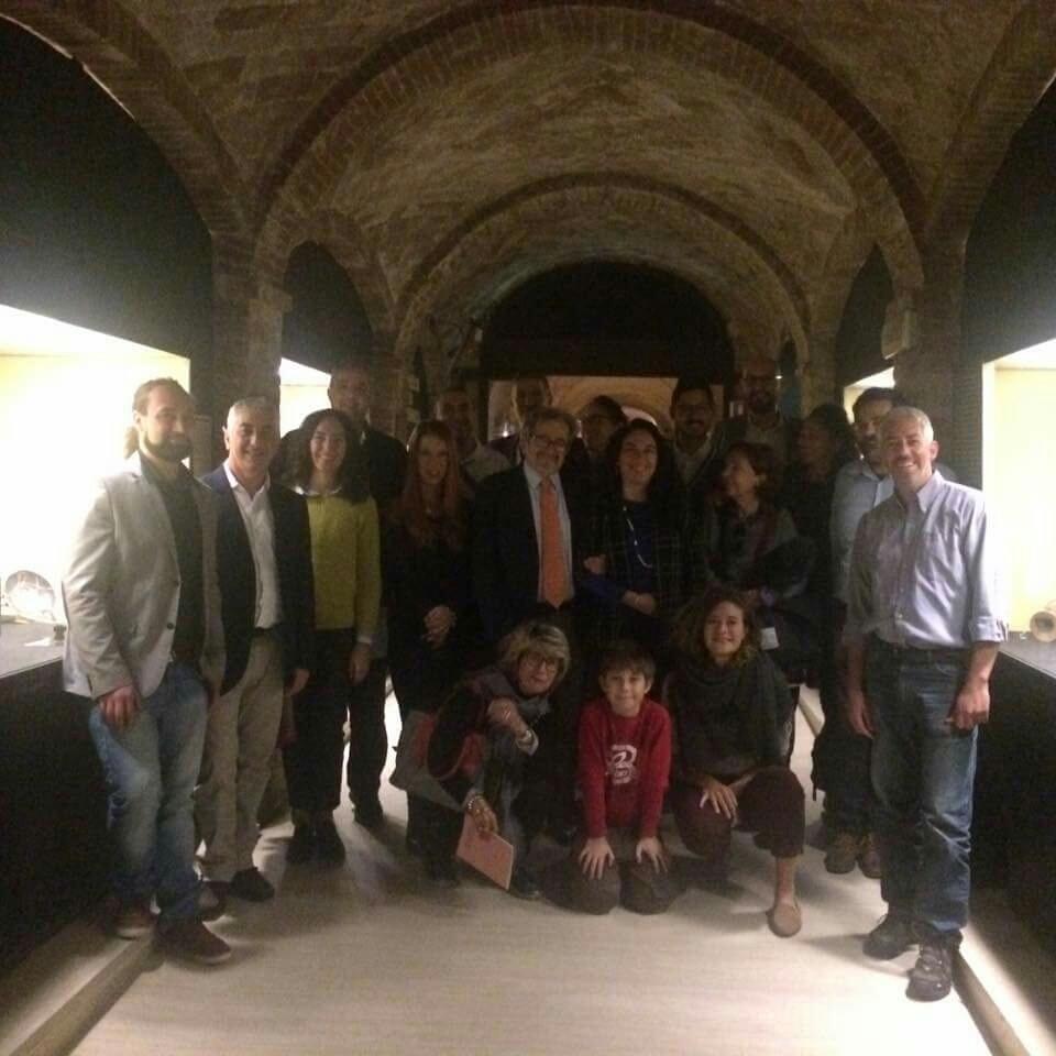Cortona diventa membro del progetto Rotta dei Fenici / Rete degli Etruschi