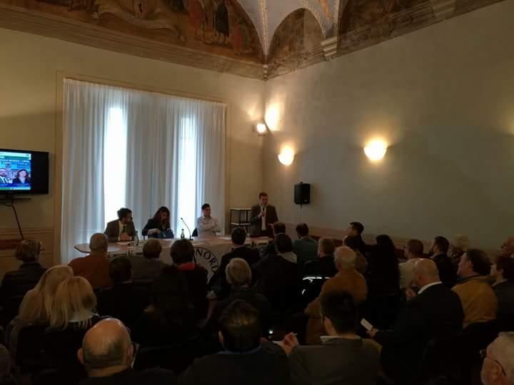 Lega Nord nelle istituzioni, l'incontro a Cortona
