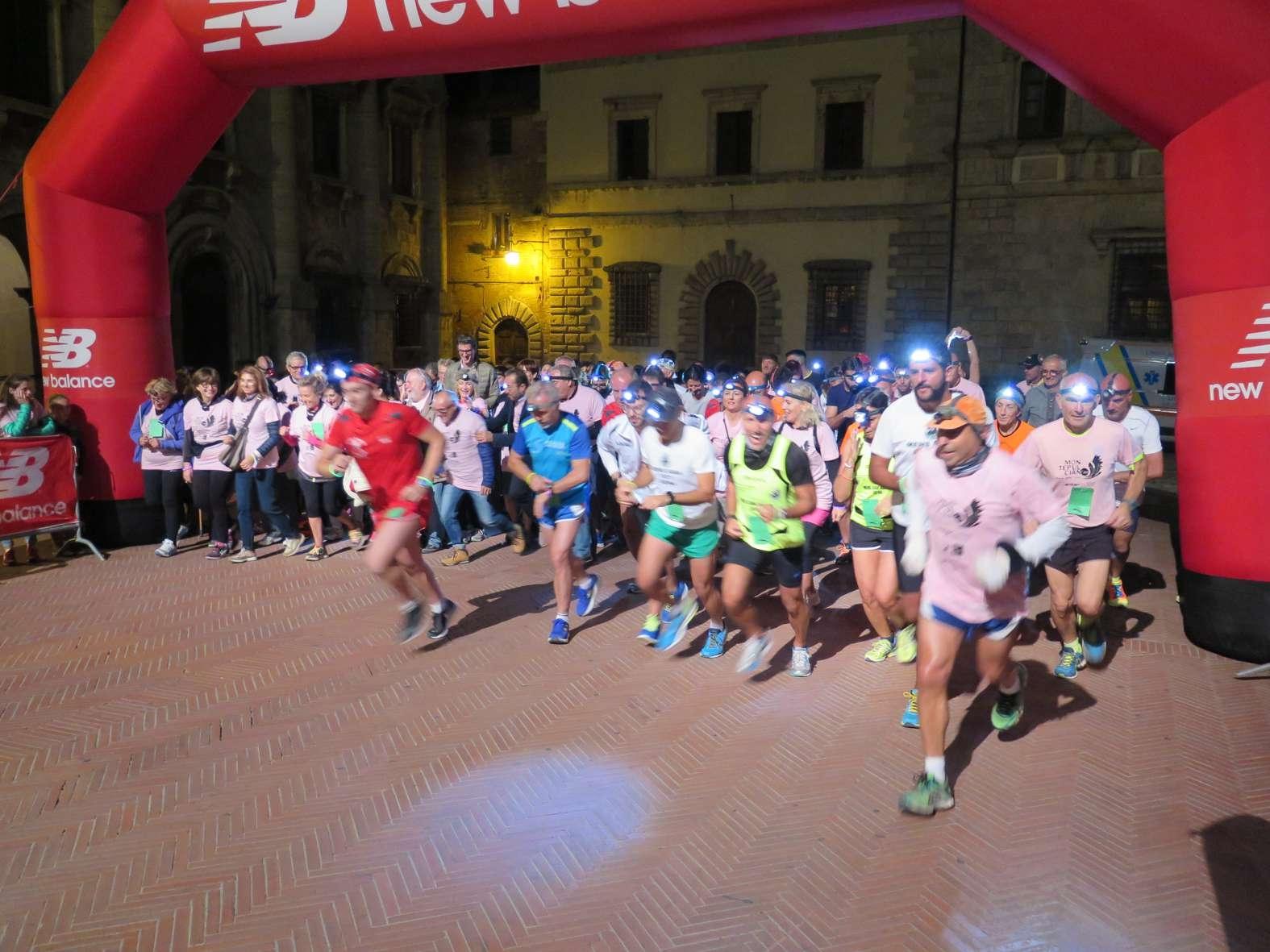 'Montepulciano Run', è la giornata clou