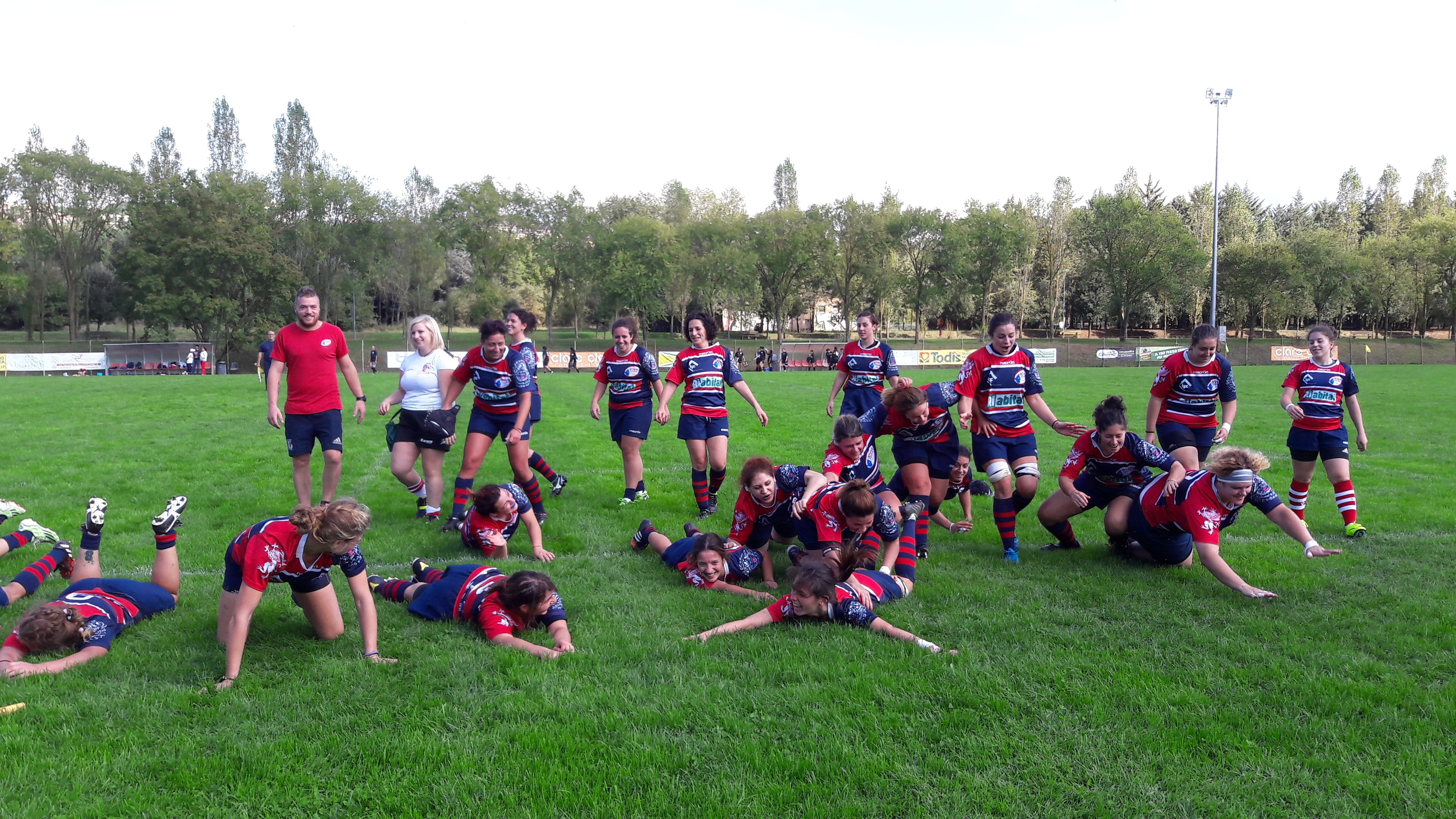 Rugby, seconda vittoria per le 'Donne Etrusche'