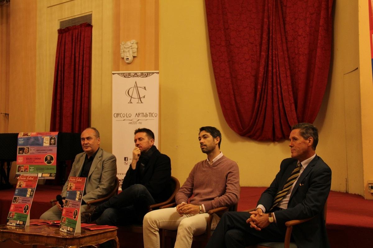 Un inverno di incontri al 'Passioni Festival' con la guida di Andrea Scanzi