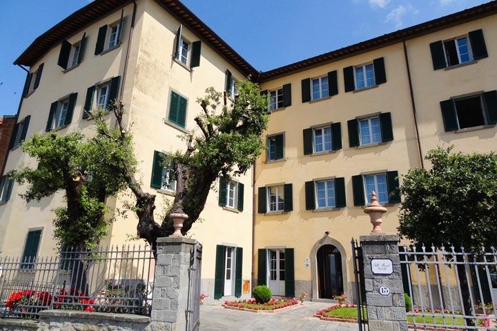 Villa Marsili selezionata da Alain Ducasse