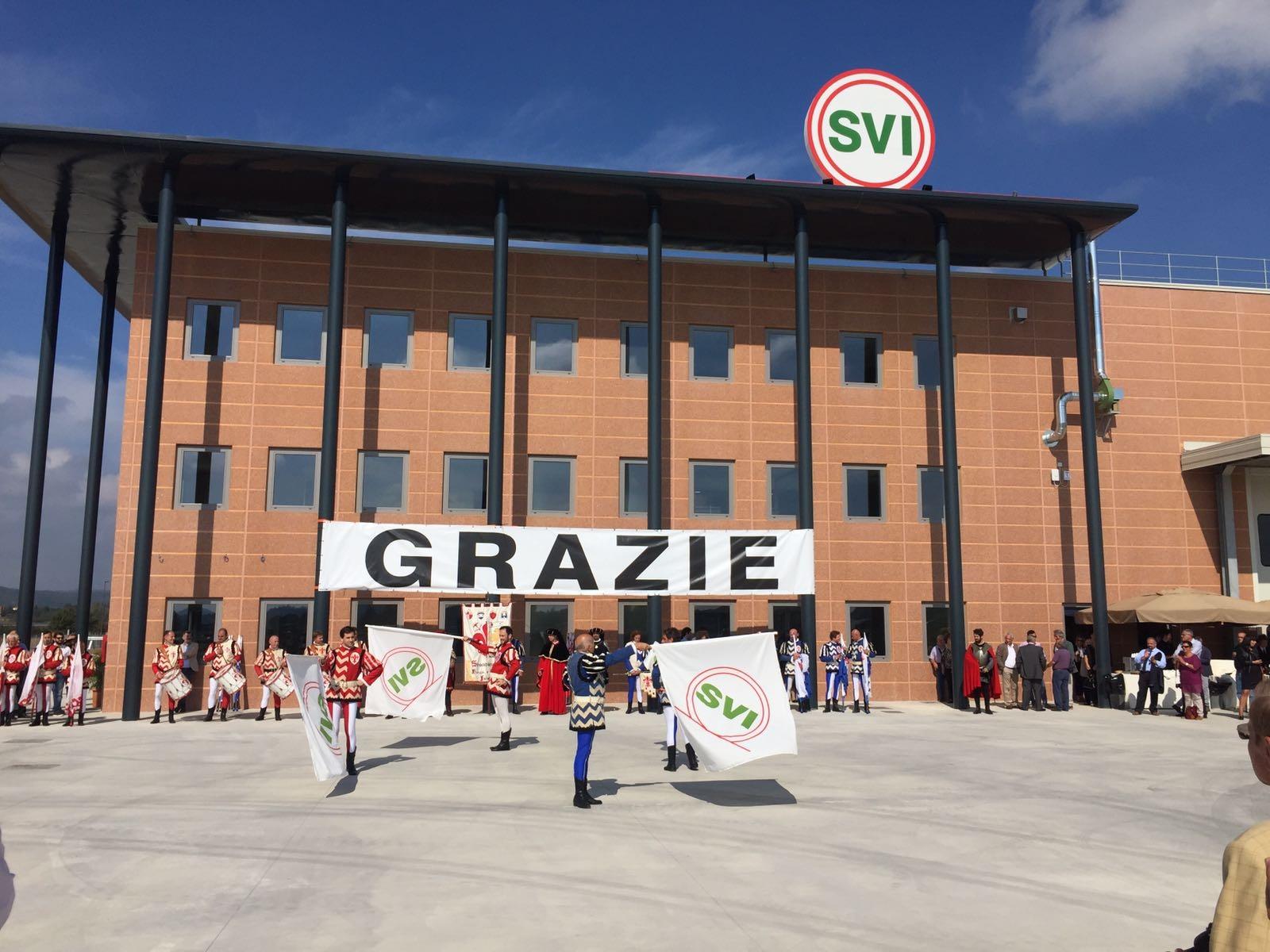 A Lucignano inaugurata la SVI