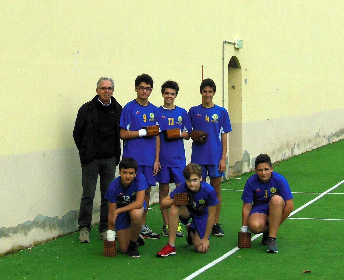 La Compagnia del Pallone Grosso vince il titolo nazionale Under 14 di Pillotta