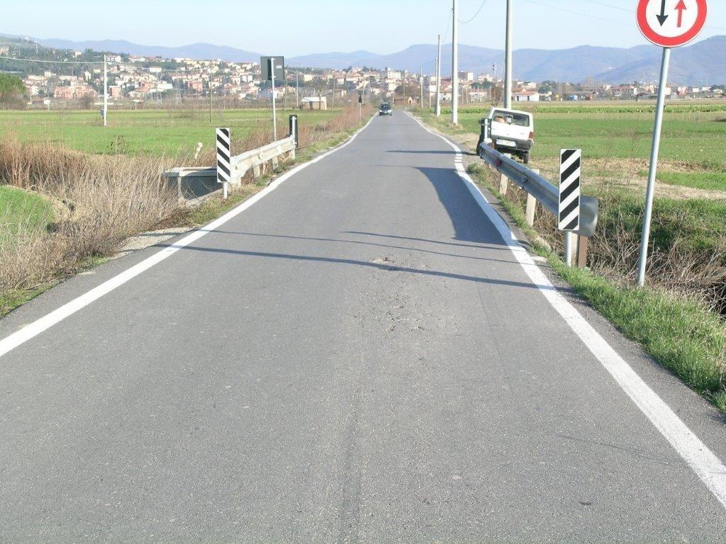 Cortona, via alle asfaltature su varie strade comunali