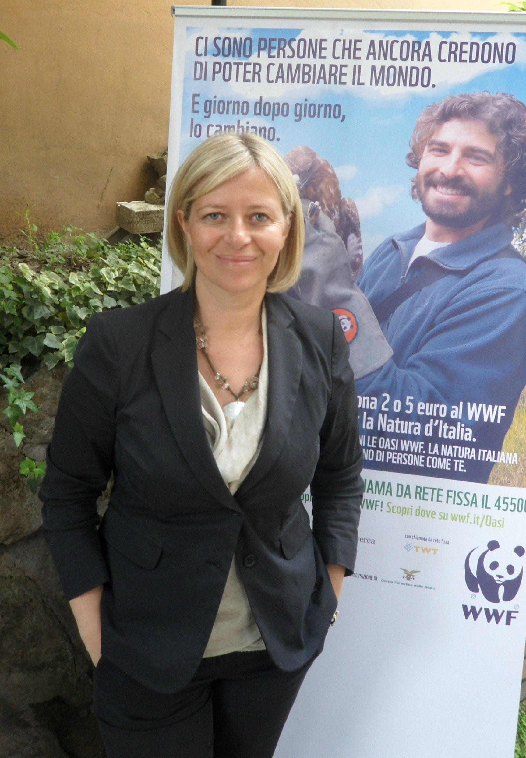Il Premio 'Pietro Pancrazi' a Donatella Bianchi, sabato la consegna