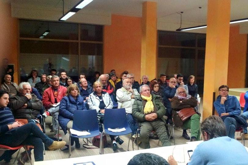 Cortona, dal centrosinistra sale il No alla riforma costituzionale. Tanta partecipazione e un bel dibattito ieri sera a Camucia